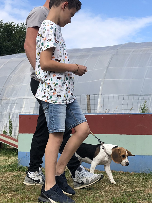 CENTRE CANIN DE ST GILLES Education Canine Rennes Cole Du Chiot12 63