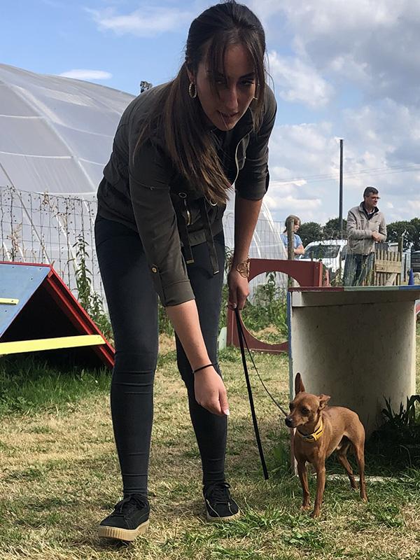 CENTRE CANIN DE ST GILLES Education Canine Rennes Cole Du Chiot3 54