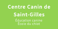 CENTRE CANIN DE ST GILLES Logo